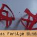 Fertige Windrad @derwerkbaer