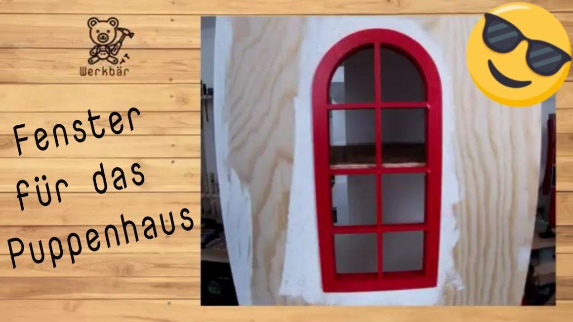 Fenster für das Puppenhaus @derwerkbaer