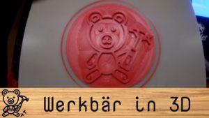 Werkbär in 3D @derwerkbaer